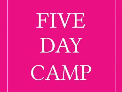 5 Day Camp